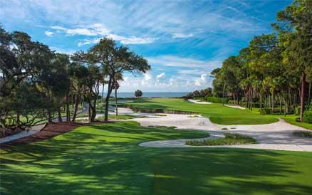 golf courses in hilton head