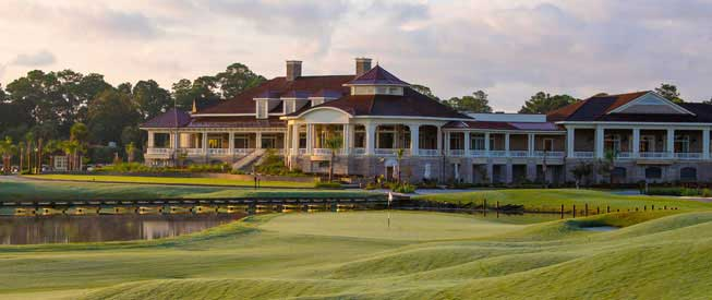 Visit The New Plantation Club And Sea Pines Golf Learning Center